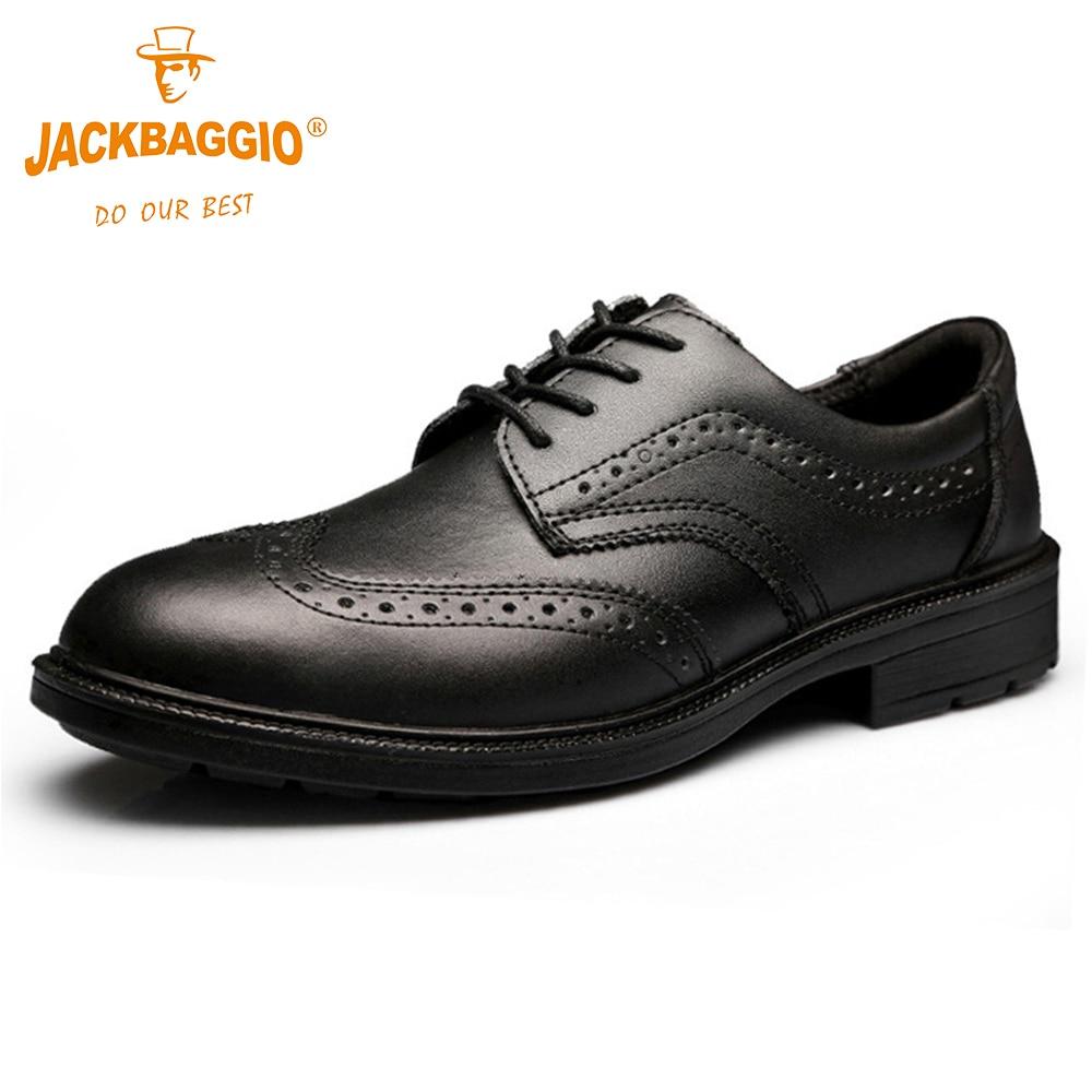 أحذية عمل عسكرية ، أحذية أمان من الجلد الطبيعي للرجال ، أحذية عمل سوداء عاكسة وغير قابلة للانزلاق وقابلة للتنفس ، مقاس كبير