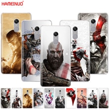 HAMEINUO god of war kratos Cover phone  Case for Xiaomi redmi 5 4 1 1s 2 3 3s pro PLUS redmi note 4 4X 4A 5A