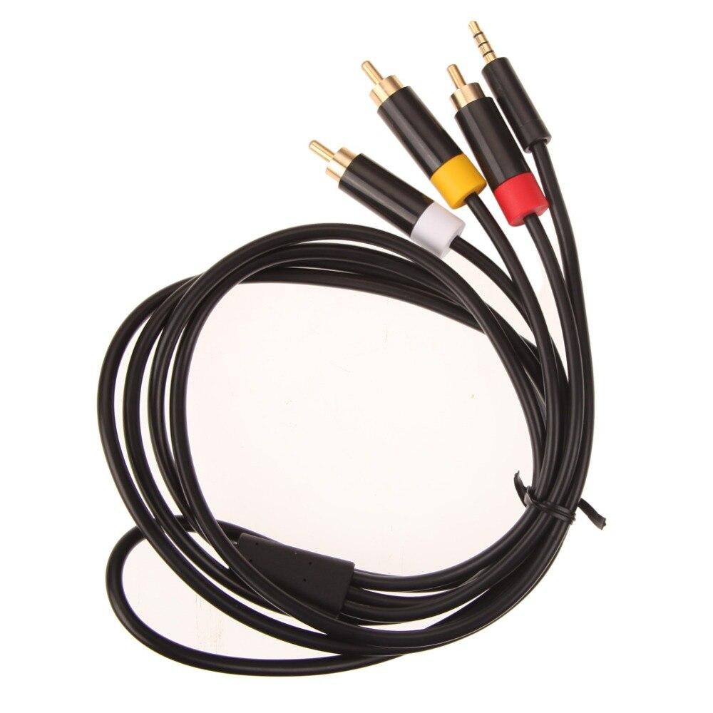 Cable óptico de Audio y vídeo AV de alta calidad para consola...