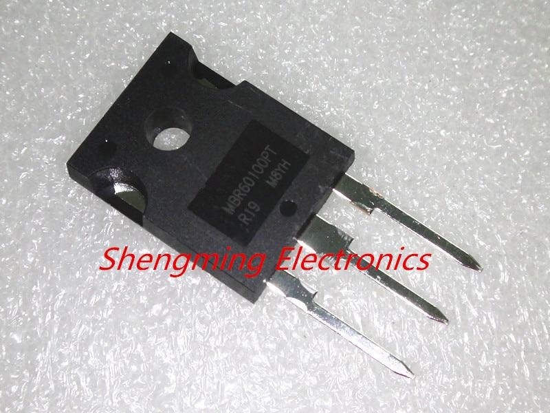 2PCS MBR60100PT MBR60100 60A 100V TO-247 Diodo