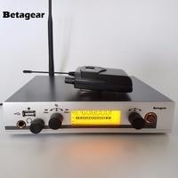 Betagear 300 IEM G3 SR 300 IEM G3 Stage Monitoring System Personal Wireless in ear Monitor Professional audio DJ