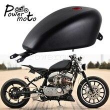 Tanque de gasolina de acero para motocicleta 3,3 Gal EFI para Harley Sportster XL883 XL1200 Iron superbajo personalizado 2004 2005 2006