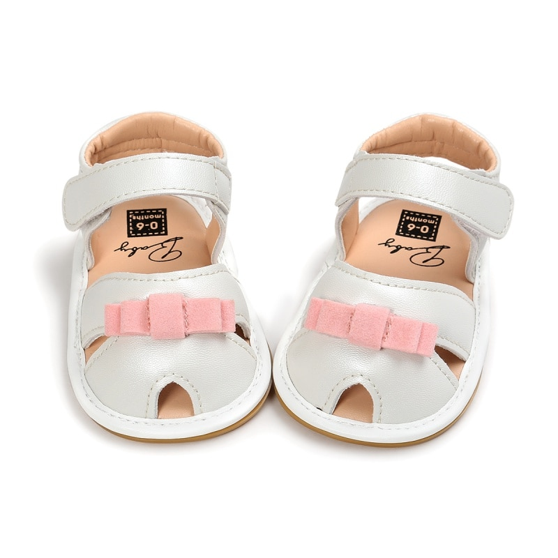 2017 summer sandals For kids shoes toddler Girls boys Princess pu leather baby