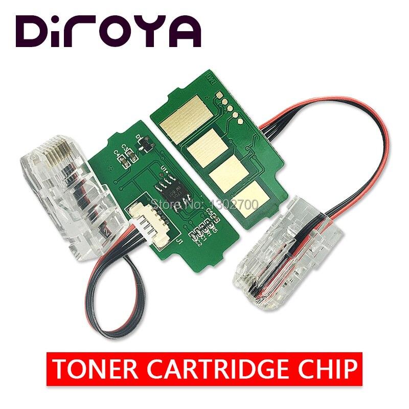 CF256A CF256 CF 256A 56A chip de cartucho de tóner para HP Laserjet M433 M436 M436nda M436n M433a M 433a 436n 436nda impresora restablecer