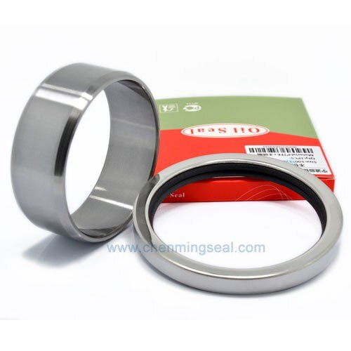 Atlas Copco GA75 Repair Kit Screw Air Compressor Spare Parts PTFE Oil Seal & Shaft Sleeve 2pcs a kit