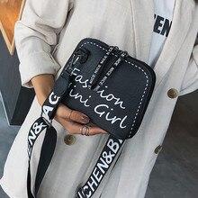 Bolso de mano de moda para mujer 2019 mochilas con letras lady girl luxury shell Bolsos De Mujer bolsa de diseñador