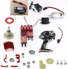 JJR/C JJRC Q39 Q40 1/12 RC araba yedek parça motor/elektrik/aktarım dişlisi/uzaktan kumanda/resepsiyon kartı /Servo/şok/emiciler