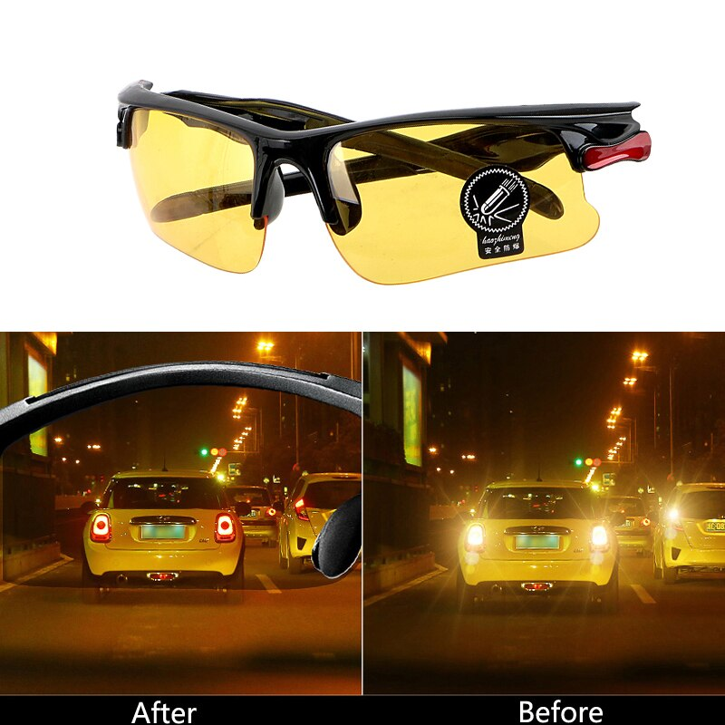Пыленепроницаемые поляризаторы, автомобильные водители, очки ночного видения, солнцезащитные очки для peugeot 308 kia sorento rav4 hyundai ix25 mitsubishi asx