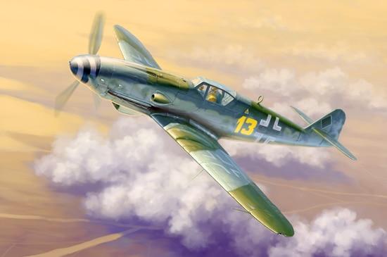Trumpeter 132 02299 Messerschmitt Me Bf 109 K-4-Nuevo