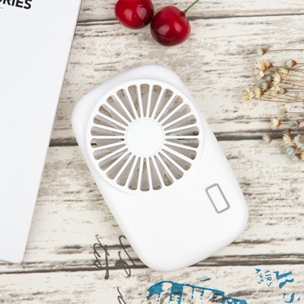 Мини-вентилятор, 2 скорости, регулируемый, USB, перезаряжаемый, портативный, ручные, личные вентиляторы, для дома, офиса, улицы, путешествия, тишина, ресницы, вентилятор