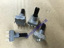 Codeur type EC16 de corée du sud   Lot de 2 emplacements numéro 12, demi-axe à impulsion, interrupteur rotatif pour machine à laver de 20MM