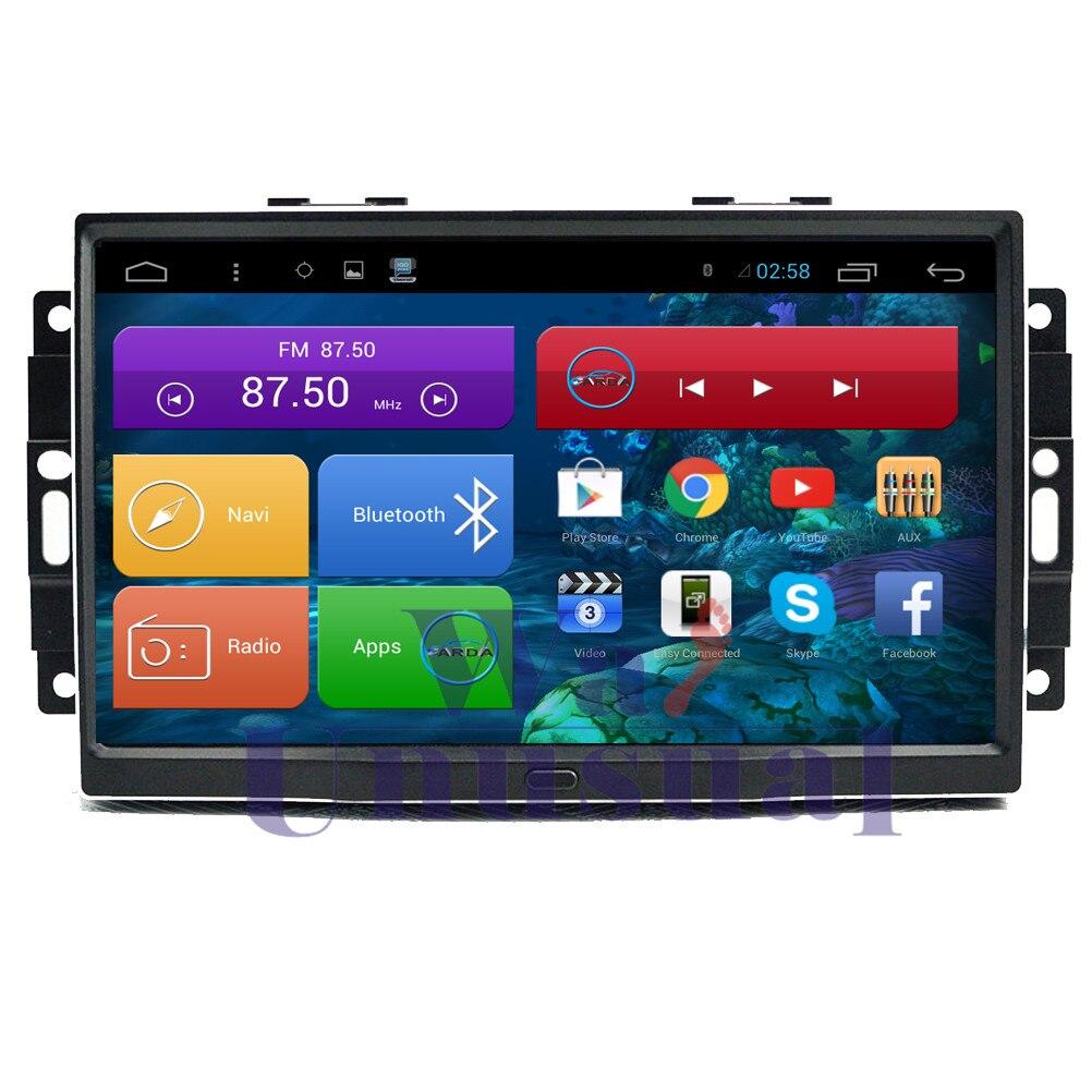 Wanuary 9 дюймов четырехъядерный 16 ГБ Android 6,0 Автомобильный Радио плеер для Chrylser 300C старый с GPS BT 3G Wifi Зеркало Ссылка 1024*600 карты