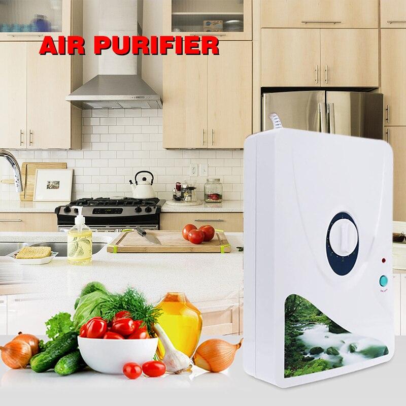 2018 nuevo purificador de aire generador de ozono 220V purificador de aire limpiador de aire purificador de aire tiempo de tratamiento 600mg-fishcolorido paquete