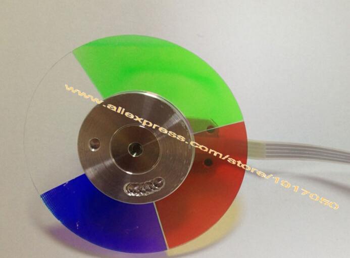 SMT-102226927 العارض عجلة الألوان بالنسبة لنا براءات 5,868,482 و 6,024,453 (2525010050) ، 4 قطاعات 49 ملليمتر