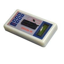 Professionele Geïntegreerde Schakeling IC Tester Transistor Tester Online Onderhoud Digitale Led Transistor IC Tester
