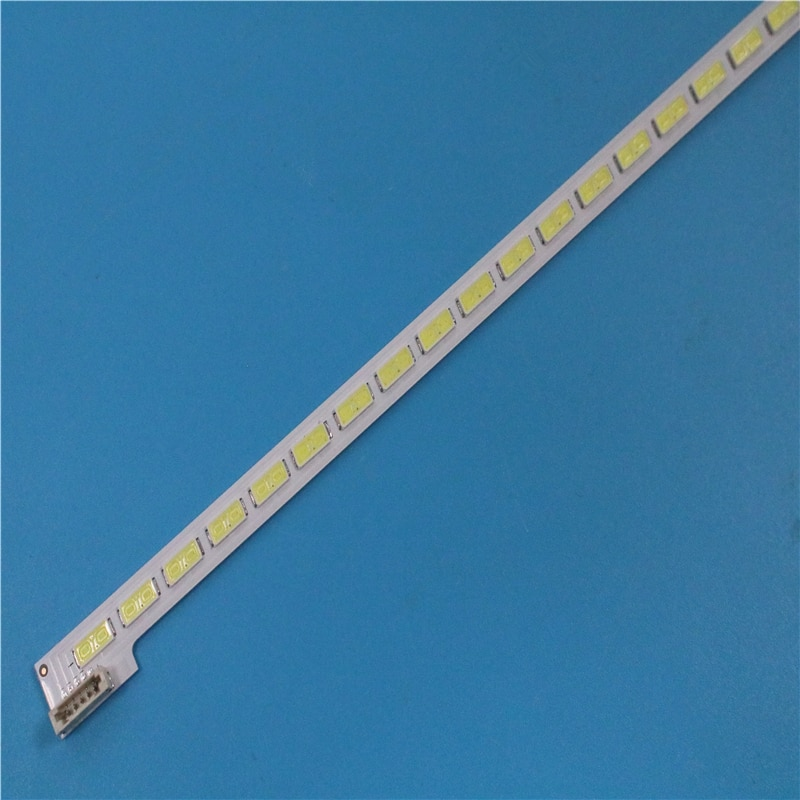 "1PCS/lot for 46"" LJ64-03495A LTA460HN05 46EL300C 46HL150C LED backlight bar SLED 2012SGS46 7030L 64 REV1.0 64 LEDs 570MM"