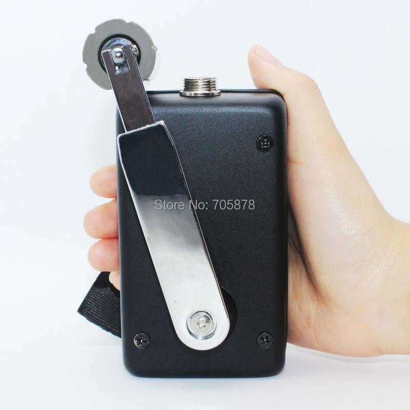 Ручное Зарядное устройство, портативный генератор, аварийное зарядное устройство для телефона 0-28 в USB Кривошип Динамо