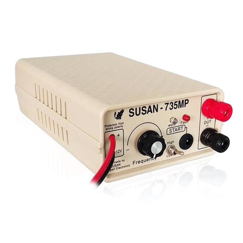 SUSAN-735MP de mezcla de alta potencia super-power inversor cabeza 600W aumentador electrónico máquina