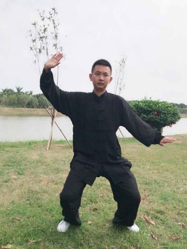 Хлопковая Униформа Tai chi 4 цвета высококачественная одежда кунг фу для детей и взрослых боевые искусства костюм Чун с крыльями| | | АлиЭкспресс