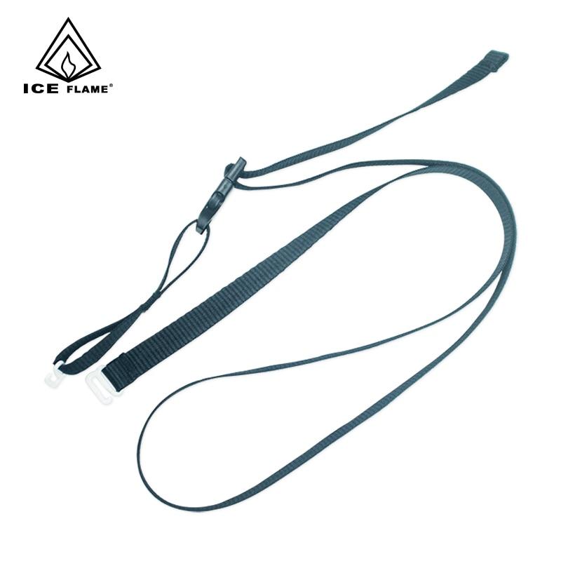 1 piece Ice Flame Down Sleeping Bag Strap Ribbon Belt