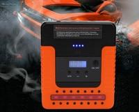 Digital Display Auto emergency start power mobile power Car battery rechargeable treasure starter flashlight Power Bank Battery