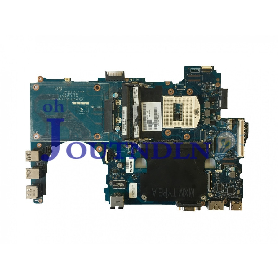 JOUTNDLN para Dell de precisión para M4800 placa base THP1N 0THP1N CN-0THP1N vaq10 LA-9771P DDR3
