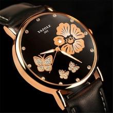 2018 Wrist Watch Women Yazole Brand Famous Fashion Diamond Ladies Watch Female Girl Quartz Watch Montre Femme Relogio Feminino