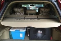 for honda cr v 2007 2011 rear cargo cover privacy trunk screen security shield shade black beige auto accessories