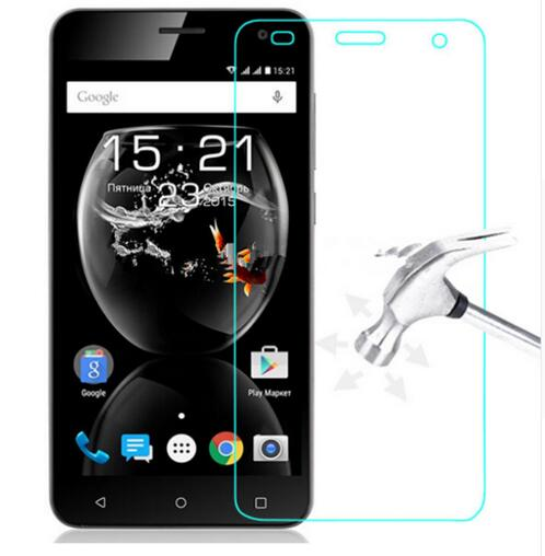 Protector de pantalla templado para Fly FS504 Cirrus 2 película de vidrio templado para Fly Cirrus 2 FS 504 accesorios de teléfono + kits de limpieza> <