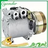 Air Conditioning Aircon AC A/C Compressor Cooling Pump MSC90C Pulley 5PK PV5 for MITSUBISHI MIRAGE CE 1.5L 1.8L Engine 1994-1998