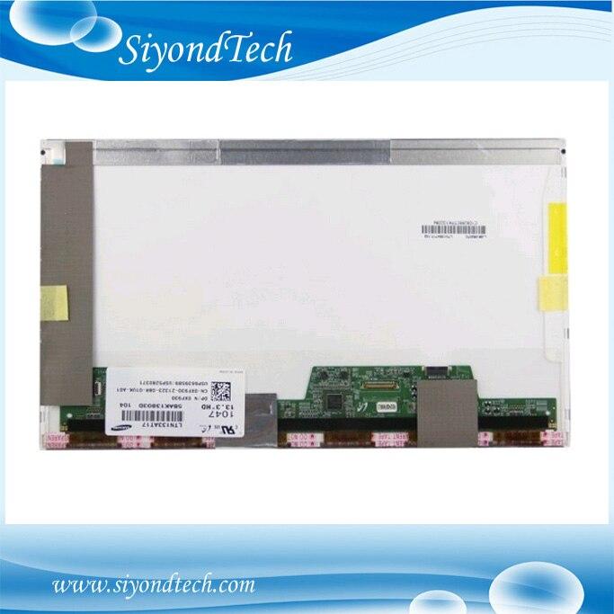 Para DELL E4310 E4300 portátil LP133WH1 (TP) (D1) LTN133AT17 pantalla LCD de ordenador portátil 30PIN