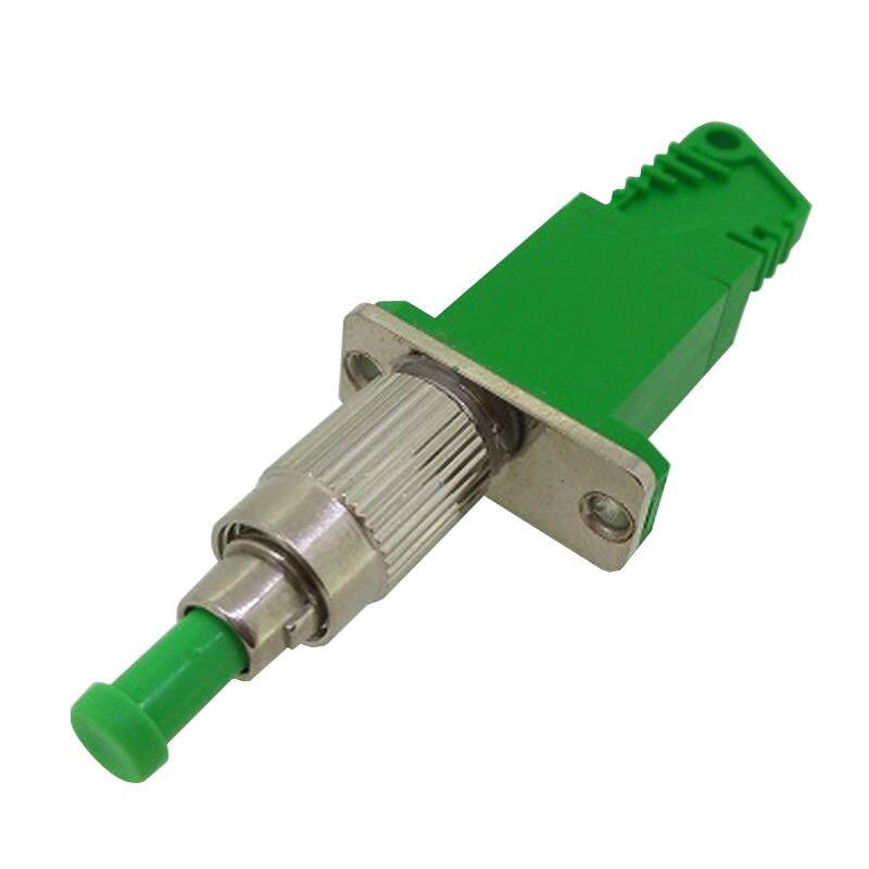 Jyttek E2000 hembra a FC adaptador de fibra óptica macho adaptador de fibra híbrida