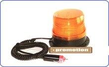 Phare stroboscopique durgence   Haute puissance DC12V voiture, magnétique, alarme flash, ambre