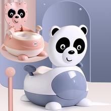 Pot de bébé cuvette de toilette formation siège de toilette pot pour enfants enfants bassin de lit portable urinoir confortable dossier dessin animé pot mignon