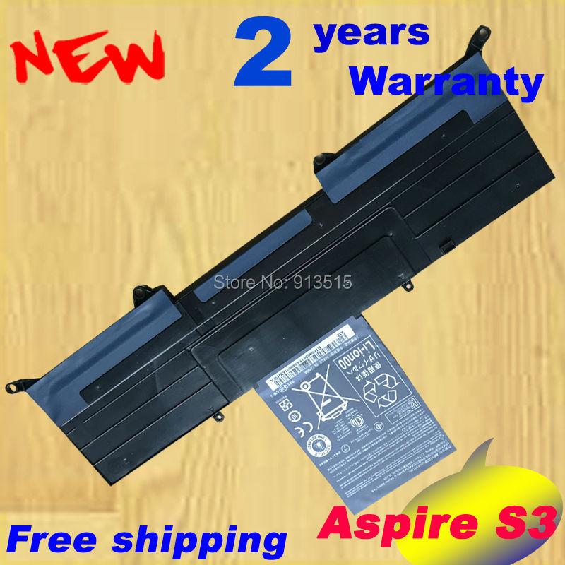 36.4wh/3280 mah 11.1 v bateria do portátil para acer ap11d3f ap11d4f 3icp5/65/88 3icp5/67/90 kb1097 aspire s3 s3-951 ultrabook 13.3
