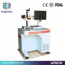 Machine de marquage laser à fiber métallique