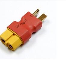 2pcs/Lot XT60 Adapter Male T plug to XT60 Female  /Female T plug to XT60 Male Connector High Quality