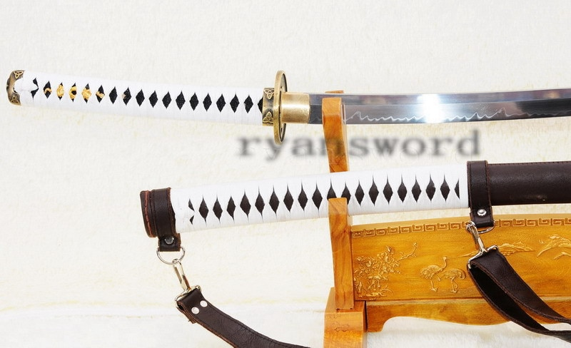 Espada muerta que camina hecha a mano