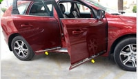 Chrome door Side Molding Trim 4pcs For VOLVO XC60 2014 2015