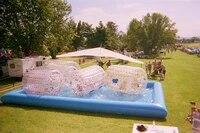 children fun water roller ball