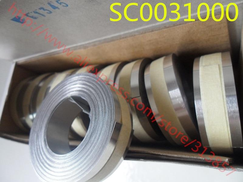 Equipo de herramientas, cinta de etiquetas adhesivas no metálicas de aluminio, cintas de repujado SC0031000 4,8 m para el repujado de Metal Dymo M1011