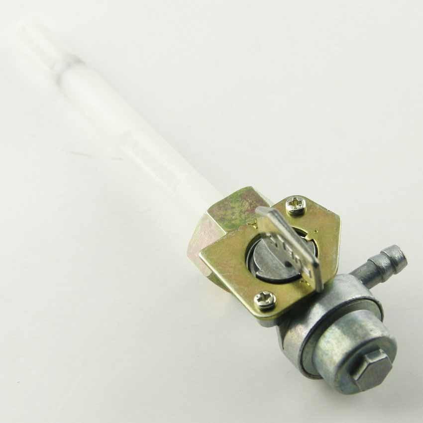 Краник клапана топливного бака, спускной кран Подходит для Honda CB400SS CL400 CB450 CA125 CMX250 NX250 TRX200 CRF230M ATC250