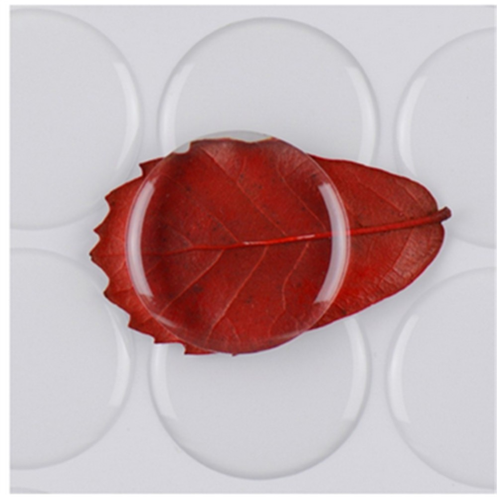 "10000 pcs Round 1 ""forma Transparente Clear Adesivo Epóxi Círculos Cap Garrafa Adesivos Remendo Resina Pontos Tampas de Garrafa de Artesanato DIY"