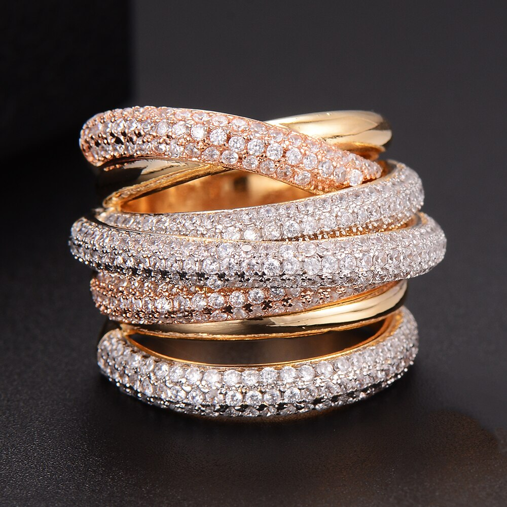 GODKI Monaco, diseñador de lujo, líneas de giro, geometría, zironio cúbico, compromiso, Dubai, Naija, anillos de novia, joyería, adictividad