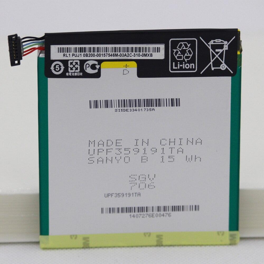 "5X3950mAh C11P1303 Tablet Batterie Für Asus Google Nexus 7 ""7 II 2 2nd Gen 2013 C11P1303 ME571 ME57K ME57KL K009 K008 batterie"