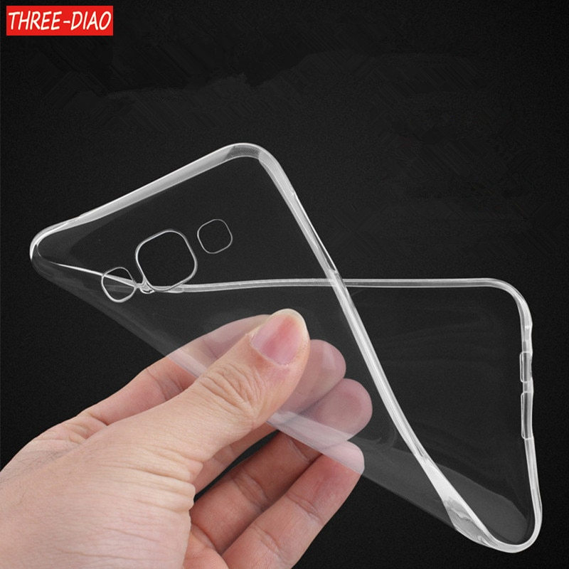 Transparent Clear TPU Case For Samsung Galaxy A3 A5 A7 J3 J5 J7 2015/6/7 S8 Plus S6 S7 edge Cover Fo