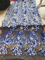 beautiful nigerian french lace fabric jrb 82703 nice looking embroidered lace fabric with stones and beads for party dress