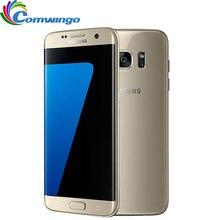 Samsung débloqué dorigine Galaxy S7 Edge G935F / G935V 4GB RAM 32GB ROM Smartphone 5.5 NFC WIFI 12MP 4G LTE téléphone portable s7