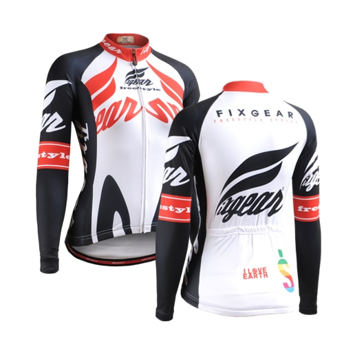 2017 открытый спортивный Велоспорт Джерси весна лето велосипед с длинным рукавом MTB одежда рубашки одежда женский велосипед Джерси
