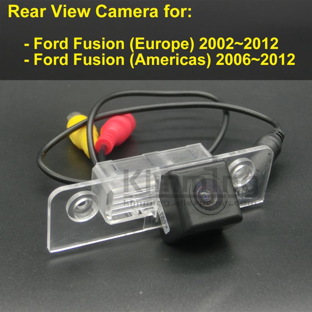 Автомобильная камера заднего вида для Ford Fusion 2002 2003 2004 2005 2006 2007 2008 2009 2010 2011 2012 Беспроводная парковочная камера заднего вида